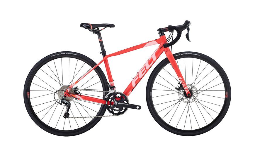 Felt VR40W - Vélo cyclocross Femme - rouge